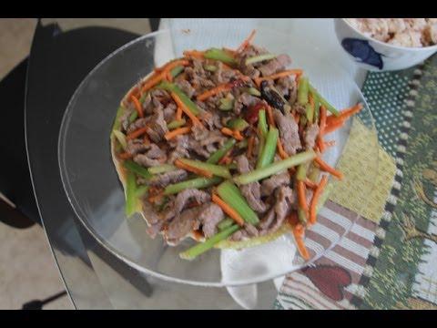 Chinese Beef Szechuan Recipe