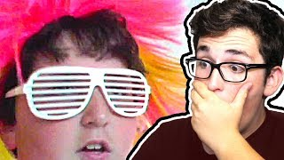 REACTING to my FIRST YOUTUBE video!
