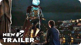 SPIDER-MAN: FAR FROM HOME First Clips (2019) Marvel Movie by New Trailers Buzz