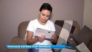 Jovem com câncer luta na justiça para conseguir remédio de R$ 40 mil