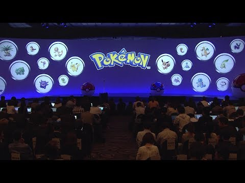 2019 Pokémon Press Conference - Thời lượng: 36:22.