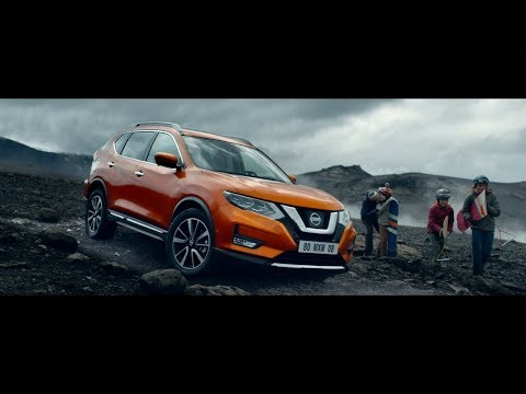 Nissan X-Trail - Built To Build Families