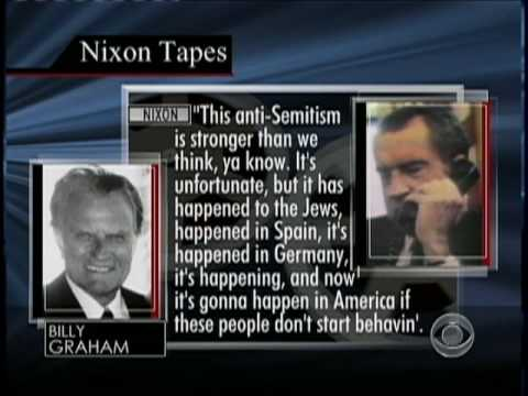 Offensive Nixon Tapes Released