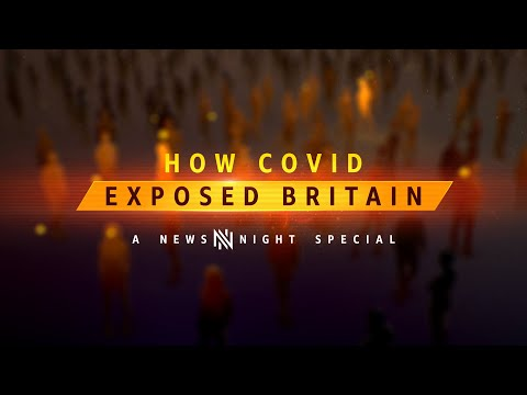 Why was the UK hit so hard by Covid-19? - BBC Newsnight