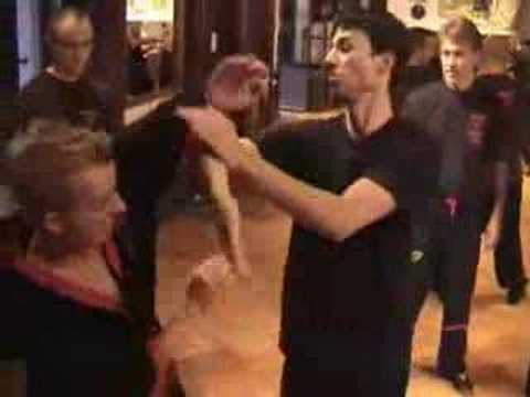 Wing Tsun Training