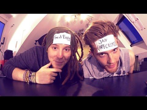 Wer bin ich? YouTuber oder nicht?! mit Andre von ApeCrime | ungefilmt
