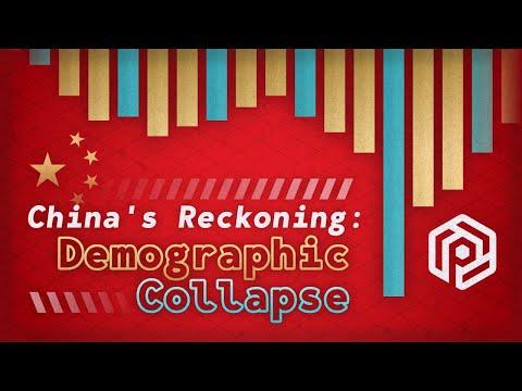 China's Achille's Heel: Economy Tracks Population