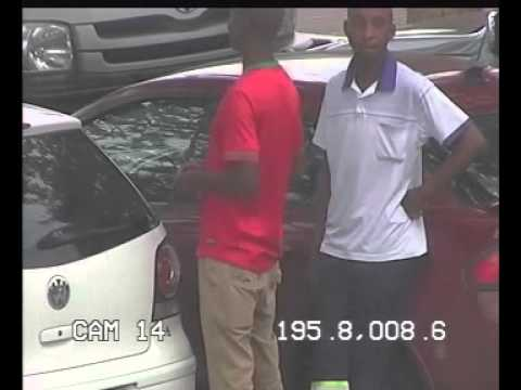 Car Park Thieves And Shoplifters