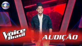 Afonso Cappelo canta 'Imbranato' nas Audições - 'The Voice Brasil' | 5ª Temporada