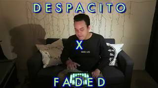 Video DESPACITO X FADED MASHUP!! - ANANTAVINNIE MP3, 3GP, MP4, WEBM, AVI, FLV Juli 2018