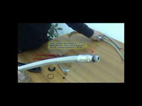Come montare i flessibili  LEZ 4 - I FLESSIBILI - PARTE I