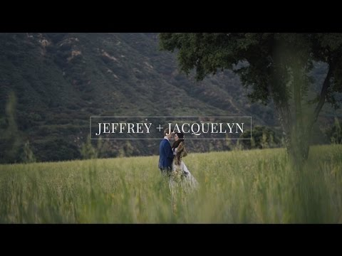 Jeff + Jacquelyn - Gorgeous California Wedding in the Mountains