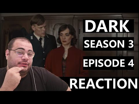Dark Reaction: Season 3 Episode 4 - The Origin (Der Ursprung)
