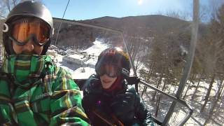 Powder Daze - Mad River Glen 2014