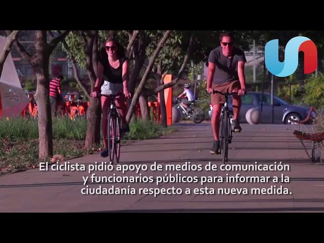 Alumnos ciclistas tendrán descuento en UES