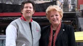 Las Vegas Car Stars with Mayor Carolyn Goodman