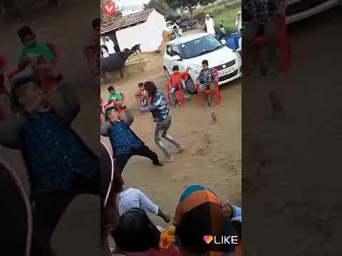 Gurjar rasiya girl dance