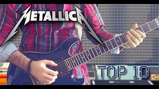 Download Lagu Top 10 Riffs: Metallica Mp3