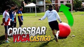 Video CROSSBAR YOGA CON CASTIGO!!!! - RETOS DE FÚTBOL CON LOS DISPLICENTES! MP3, 3GP, MP4, WEBM, AVI, FLV November 2017