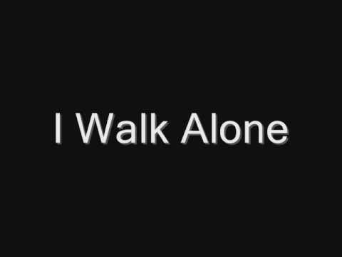 Saliva - I walk alone Lyrics
