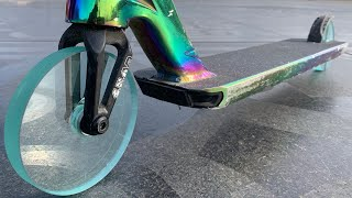 GLASS SCOOTER WHEELS