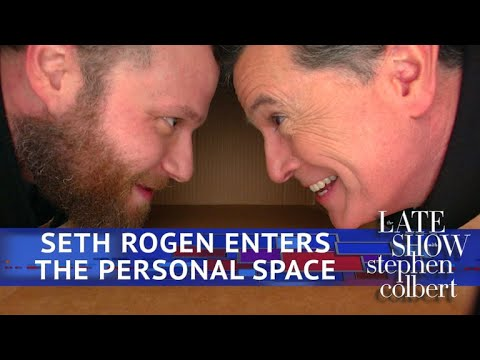 Personal Space With Seth Rogen