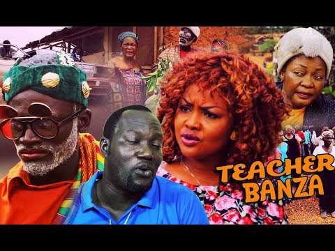 TEACHER BANZA Latest 2017 Ghanaian Asante Akan Twi Movie