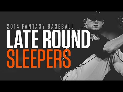 2014 Fantasy Baseball Deep Sleepers Video thumbnail