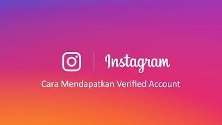 Video Cara Mendapatkan Badge Verified Account Di Akun Instagram MP3, 3GP, MP4, WEBM, AVI, FLV Januari 2018