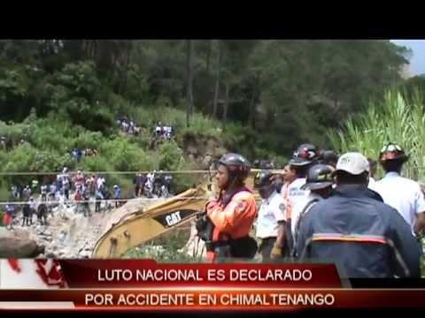 Accidente de bus deja más de 40 personas fallecidas en San Martín Jilotepeque, Chimaltenango