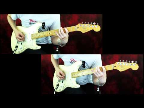 Yngwie Malmsteen - Overture 1622 (Cover) - Guitar