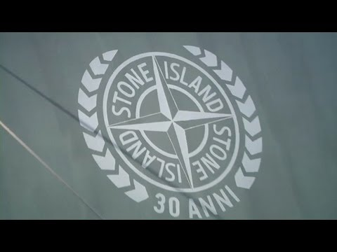Stone Island   30th Anniversary Pieces Revealed by Carlo Rivetti | Video