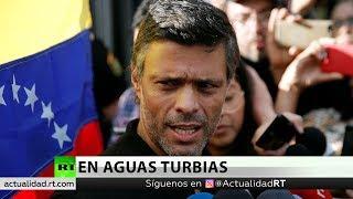 Leopoldo López asegura que permanecerá en la residencia del embajador de España