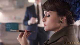 Primera imagen de Helena Bonham Carter en The Crown