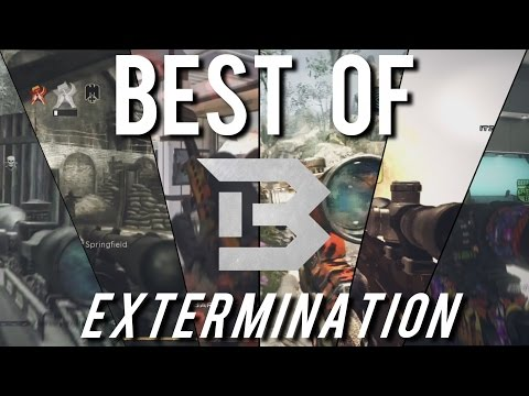 TeamB3NG: Extermination Teamtage (The Best Of All Time)