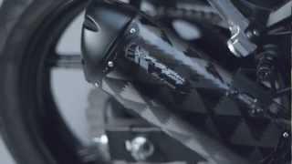 8. Slip-On Exhaust System on Kawasaki Ninja 250 R - Two Brothers Racing