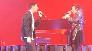 Wouldn't Change a Thing- Demi Lovato and Joe Jonas 10/27/14