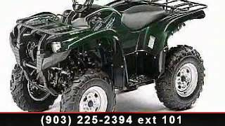 8. 2014 Yamaha Grizzly 550 FI Auto. 4x4 EPS - Sherman Powerspo