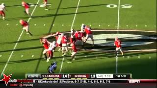 Isaiah Crowell vs South Carolina (2011)