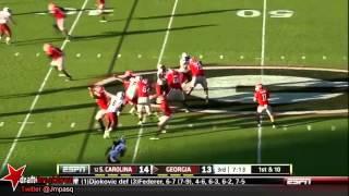 Isaiah Crowell vs South Carolina (2011)