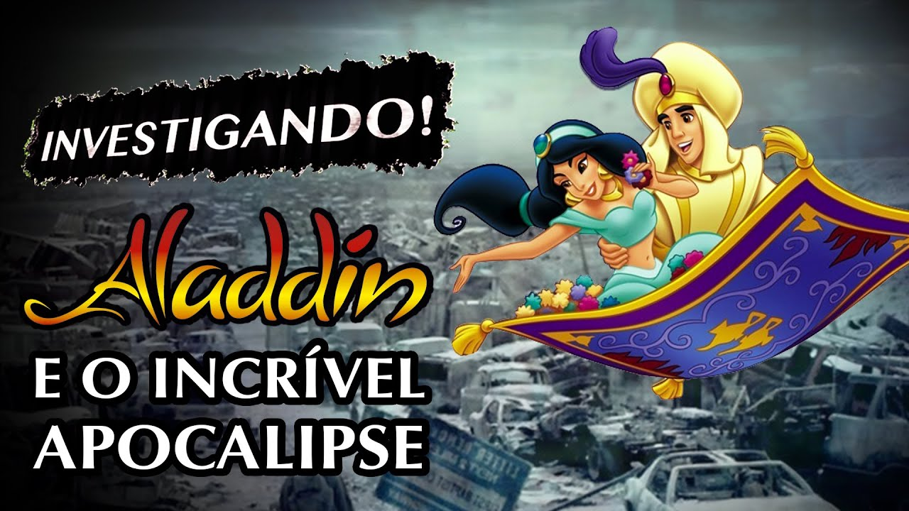 Teoria Disney: Aladdin e o futuro Apocalíptico!?