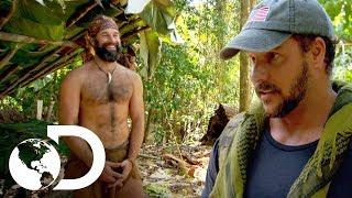 Joe Teti conoce a Matt Graham | Desafío x 2 | Discovery Latinoamérica