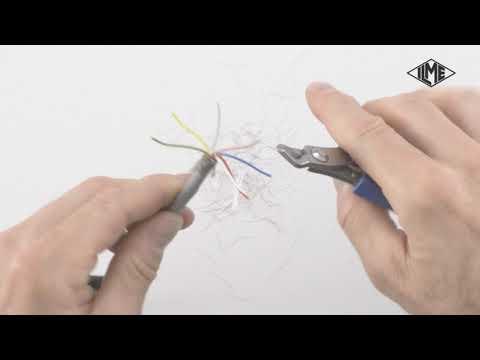 Giắc cắm   ILME MIXO D-SUB modular insert - assembly tutorial