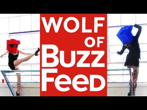 The Wolf Of Buzzfeed Parody