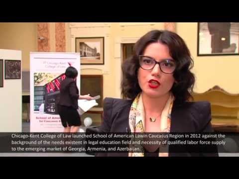 The School of American Law for the Caucasus Region