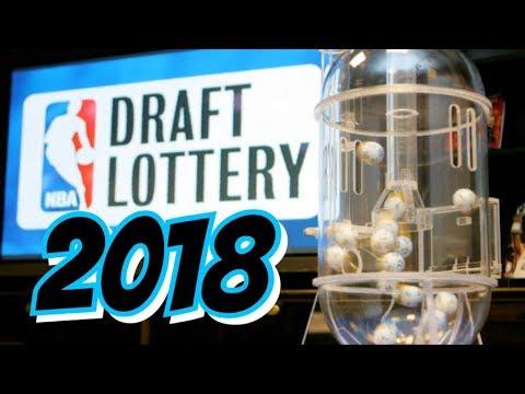 LOTTERY DRAFT NBA 2018 EN RDT