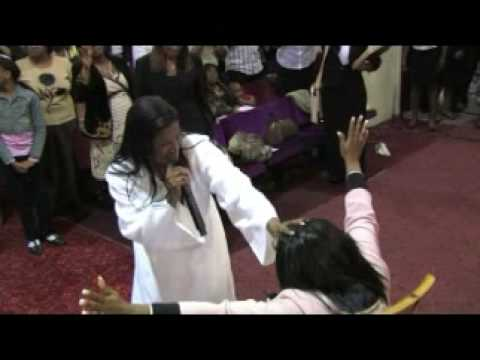 The Anointing of a Prophetess  Part Two