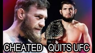 Video CONOR MCGREGOR ΕXPΟSED & KHABIB WILL RΕTΙRE! - WHAT REΑLLY HAPPENED (WATCH EVERYTHING REVEALED) MP3, 3GP, MP4, WEBM, AVI, FLV April 2019
