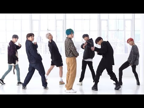 [BTS - Boy With Luv(feat. Halsey)]DANCE MIRRORED