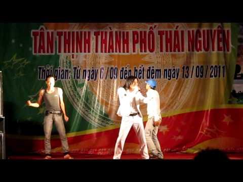 Dance cực chất Hội chợ thương mại Tân Thịnh - Thái Nguyên